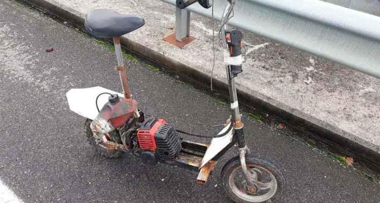 híbrido de dos ruedas