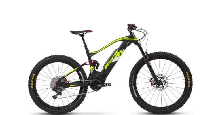 e-bikes Fantic 2019