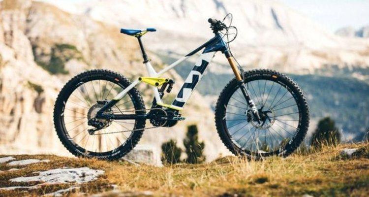 e-bikes de Husqvarna