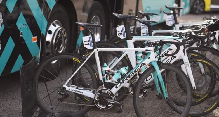 robo bicicletas Vuelta Ciclista Andalucía