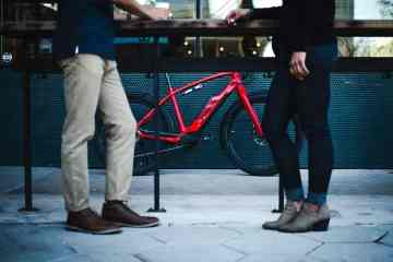 ciclismo urbano eléctrico