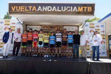 Clasificación Vuelta Andalucía MTB 2019