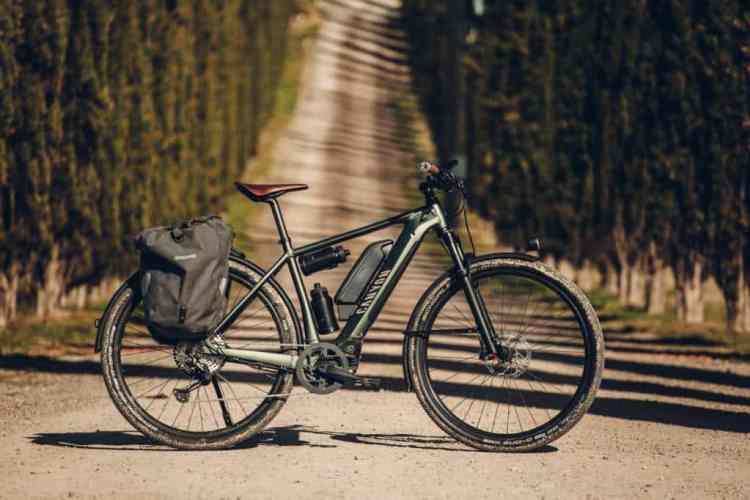 bicis urbanas Canyon: pathlite