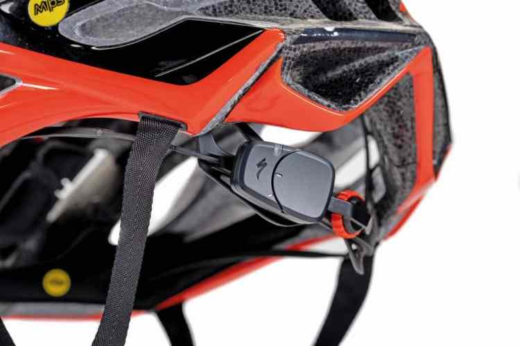 ANGi del casco Specialized S-Works Prevail