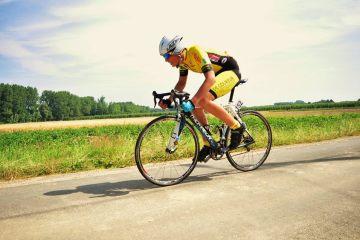 Muere ciclista 15 años