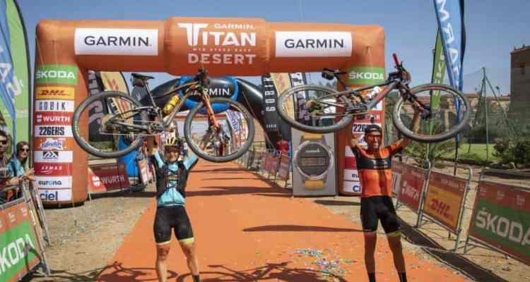 Titan Desert 2019 etapa 6