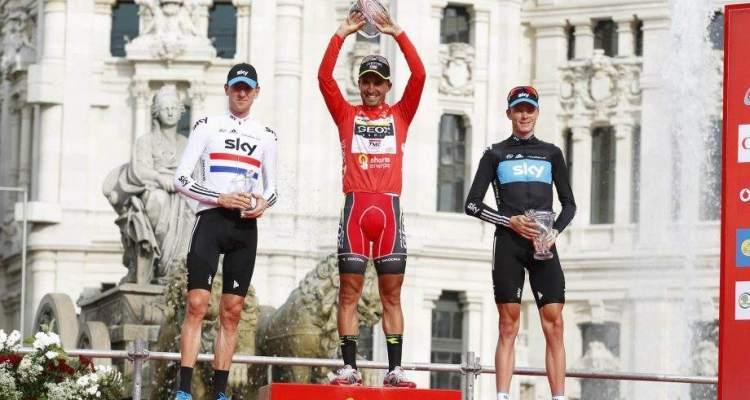 Juan José Cobo La Vuelta a España 2011