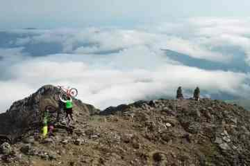 Vídeo descenso BTT por Arbizon