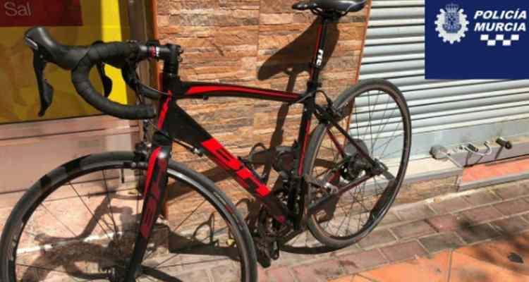 ladrón de bicis