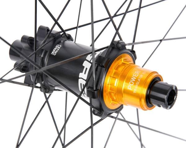 ruedas Progress Atom grafeno buje