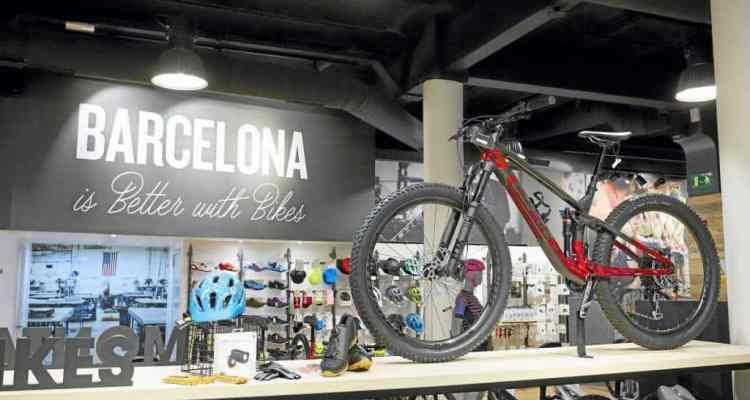 Trek Bicycle Barcelona Centre