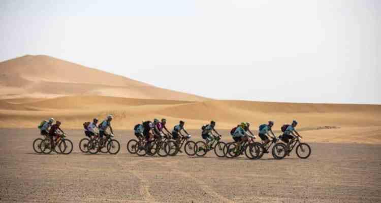 recorridos titan desert 2020