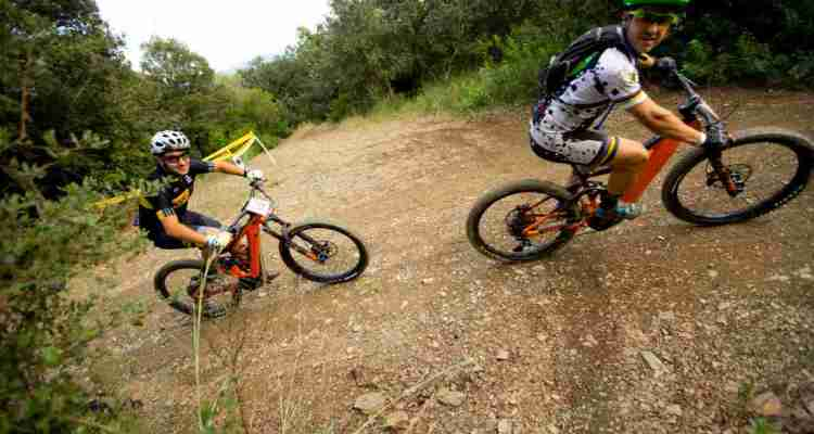 e-bikes non stop Madrid-Lisboa 2020