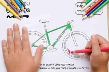 colorea MMR Bikes