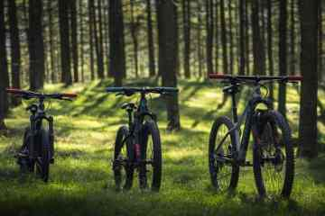 Orbea Junior MX y la Orbea Junior Laufey