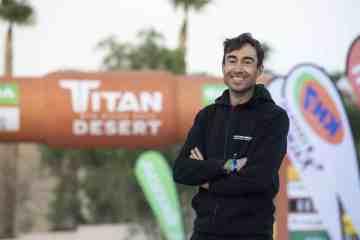 Sergio Mantecón Titan Desert