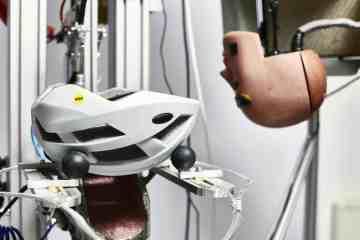 sistemas de seguridad casco