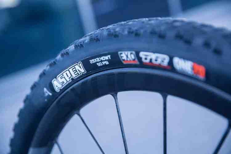 Nuevas ruedas Syncros