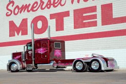 peterbilt decorado 379