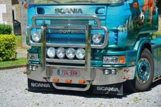 Scania Pamela Anderson
