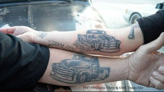 tatuaje pick-up