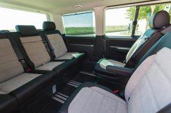 VW T6 Generation Six asientos