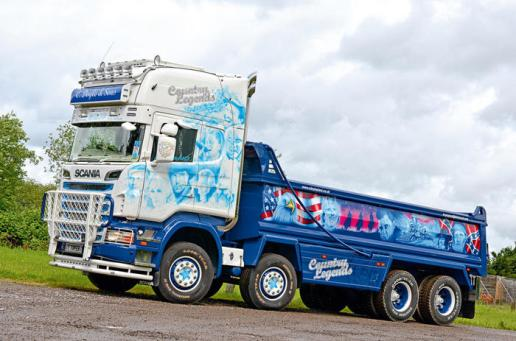 Scania R620 Country Legends