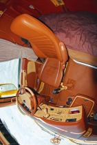 Interior Scania R500 Centurion