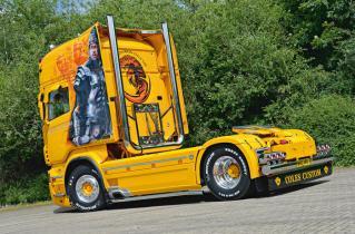 Scania R500 Centurion