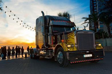 Freightliner Cortijo