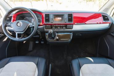 Volkswagen T1 y T6