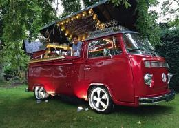 Volkswagen T2 Cocktail Car