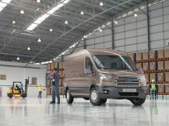 Ford Transit EcoBlue