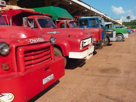 Mercado La Habana, Cuba