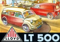 Monovolumen Lloyd