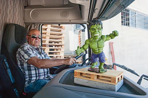 DAF Increíble Hulk