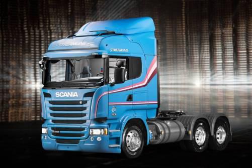 Scania Streamline 60 aniversario Brasil