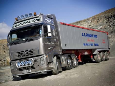 Volvo FH16 80 aniversario