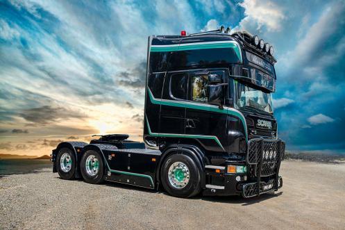 Scania R580 Vilardell Holland