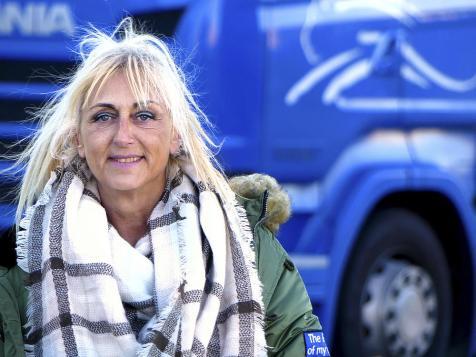 Camionera Alicia Martínez, Zaragoza