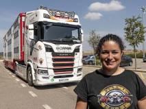 Camionera Isabel María