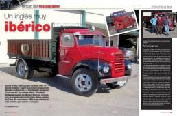 30 años Solo Camión