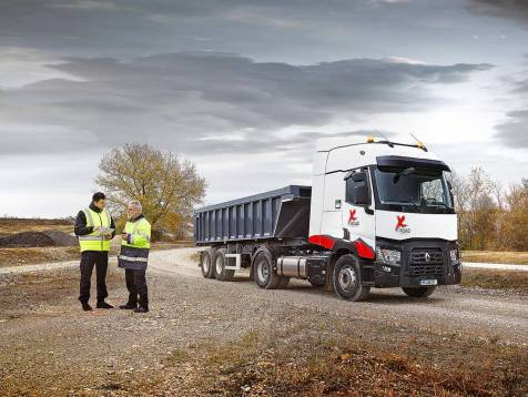 Renault Trucks Used Factory