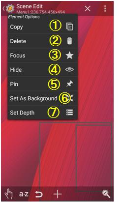 Element Options