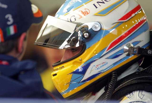 Fernando Alonso aún no ve el Renault ganador