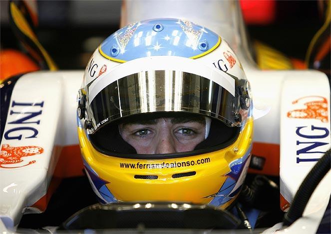 Fernando espera puntuar en Silverstone