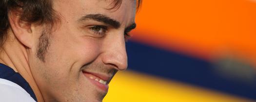 Alonso es optimista con el GP de Europa