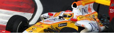 Alonso ha terminado en la quinta posición