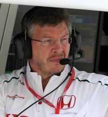 Ross Brawn ha comprado Honda