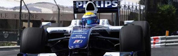 Rosberg ya ha rodado más rápido que la pole del año pasado